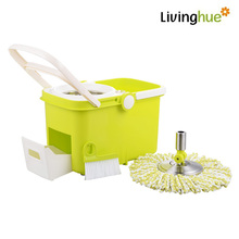 Super mop with heavy duty plastic buckets for online shopping for clean