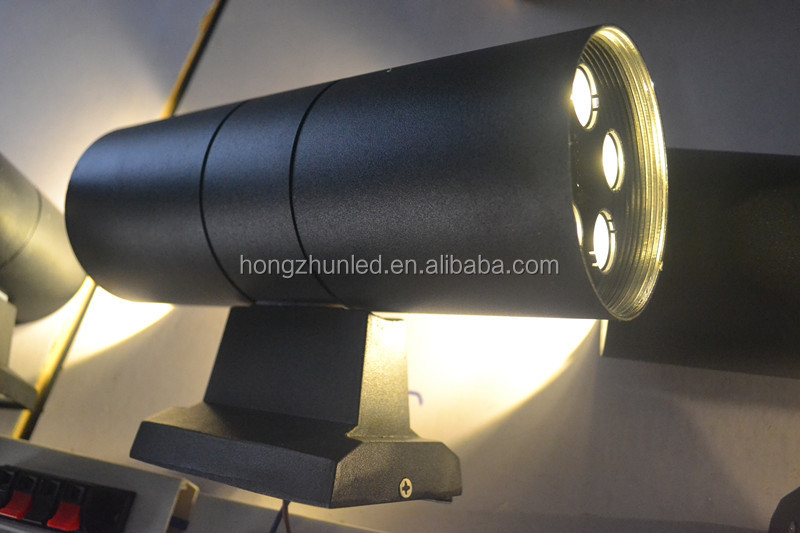 Surface mounted 36W outdoor LED Wall Lamp
