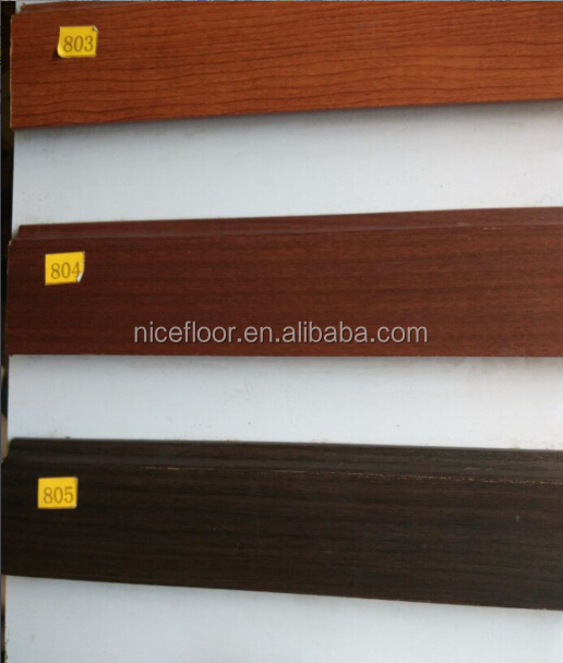 HDF CORE FLOOR SKIRTING flooring accessories