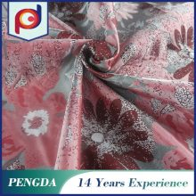 Made in china venda quente Designs Poly étnico tecido jacquard