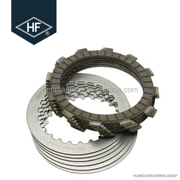 Factory Wholesale Dirt Bike Clutch Parts KX250 Clutch Kits Friction Plate And Steel Plates