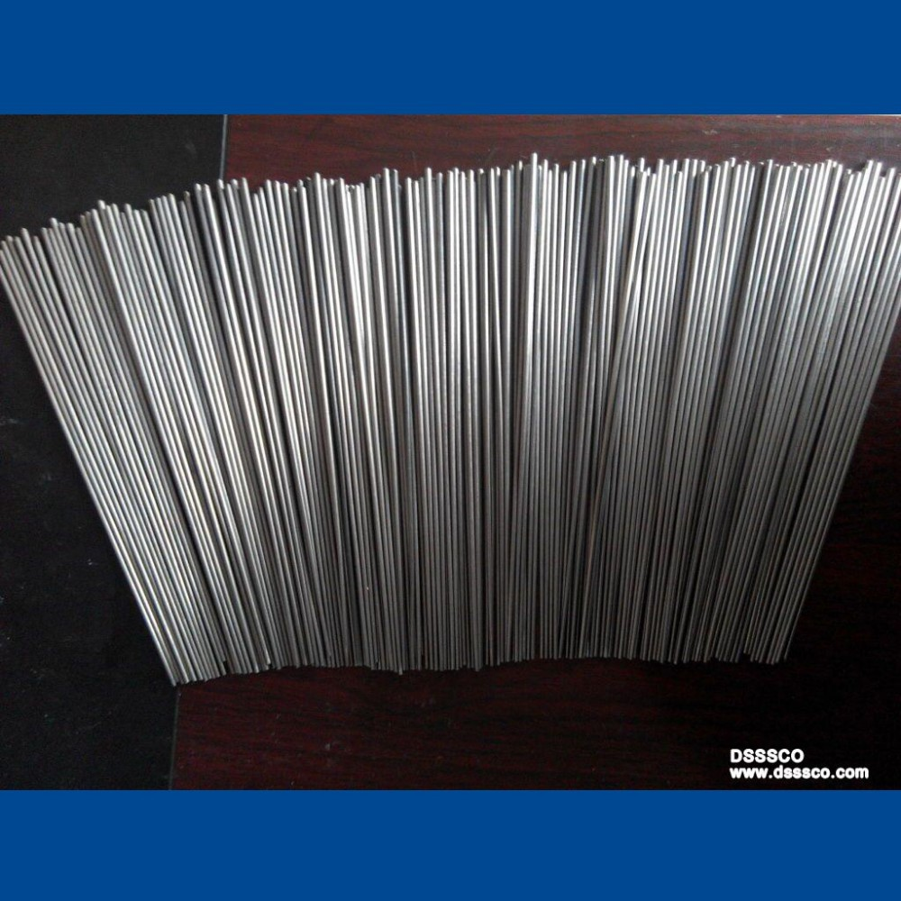 Small diameter bright annealing seamless stainless steel capillary tube