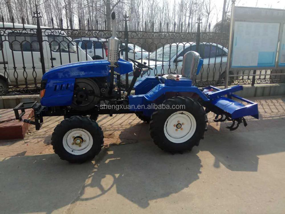 18HP mini tractor for farm and garden