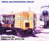 Mobile Air Craft Air-Conditioning Unit