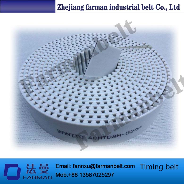 T5 Pu Timing Belt With Steel Wires For Sewing Machine