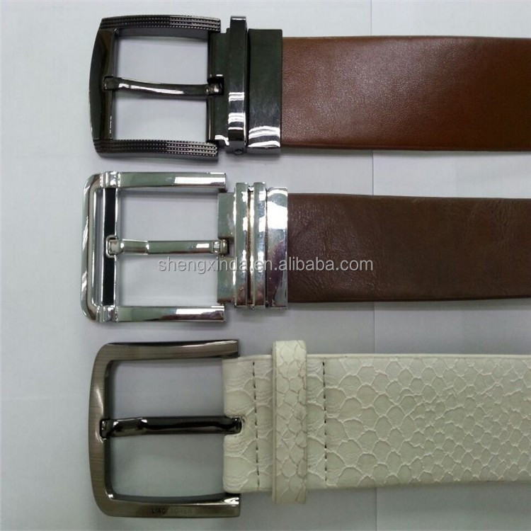 China supplier metal cheap belt buckle pin buckle for men