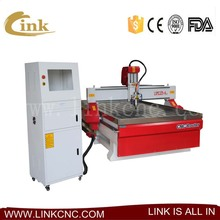 High performance cnc cutter with hiwin square rails/leadshine driver 1325 1530
