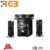 Hot sell  5.1 home theatre sound blue-tooth speaker system with fm/usb/sd/bt/aux speaker