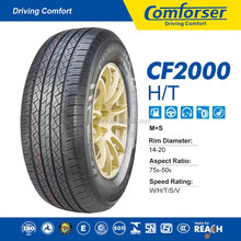 COMFORSER China factory Car tyre 145/60R13 Passenger car tire