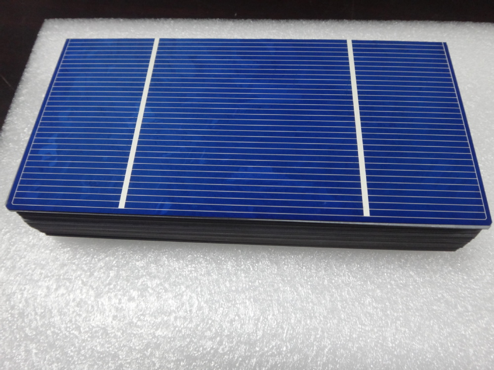 High end quality solar system 156 <strong>poly</strong> 2BB solar cell with factory price
