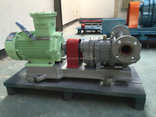 WANO positive displacement wave pump in China