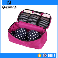 Portable Travel Case Underwear Bra Drawer Closet Organizers Clothes Travel Storage Bag