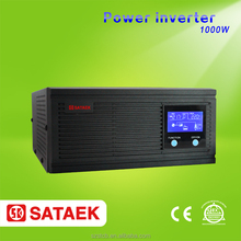 Beauty DC 24v 1000W home use pure sine wave power inverter