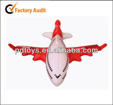promotional gift item & inflatable airplane, Inflatable air plane, inflatable pvc toy