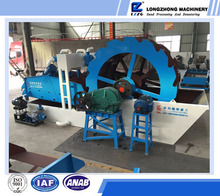 China professional manufacturer silica sand washing and recycling machine for sale