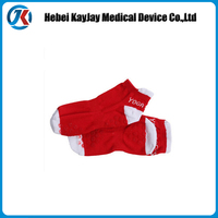 New products!!! high quality cotton yoga socks slip resistant socks for gym sports