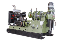 XY-5A Core Drill Rig Spindle Core Drilling Machine Equipped with water brake, with high hoisting force