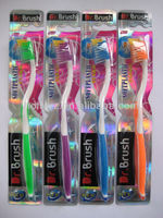 Top Professional design new home use vip toothbrush with slip resistant handle
