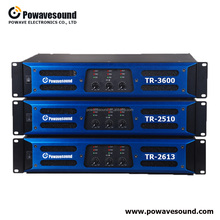 TR-2613 powavesound speaker power amplifier TR series 3 channel harga power amplifier extreme