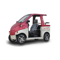 Cheap price custom Discount smart mini electric car mini bus van
