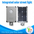 Hot selling 15 watts Integrated solar street light with factory price for sale