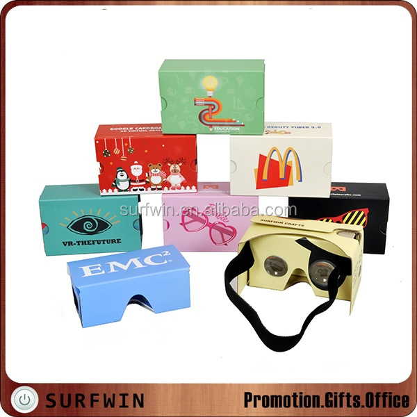 Newest google Cardboard Virtual Reality by Surfwin
