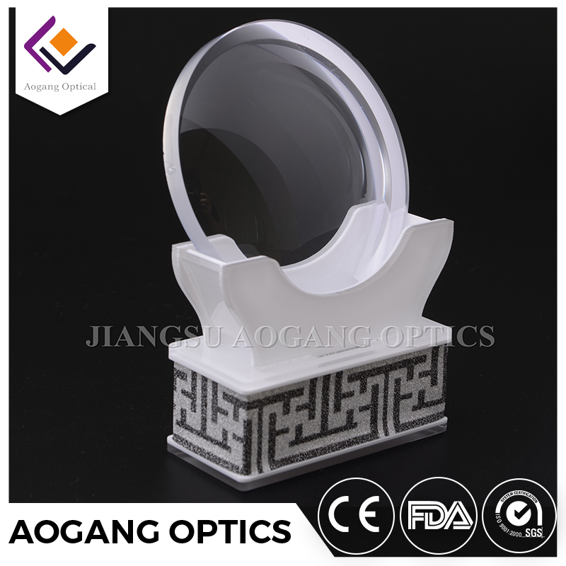 FDA/CE CR39 1.49-1.74 Single Vision /Bifocal/progressive/Photo Chromic/UC/HC/HMC/EMI Optic Lenses for Eyes