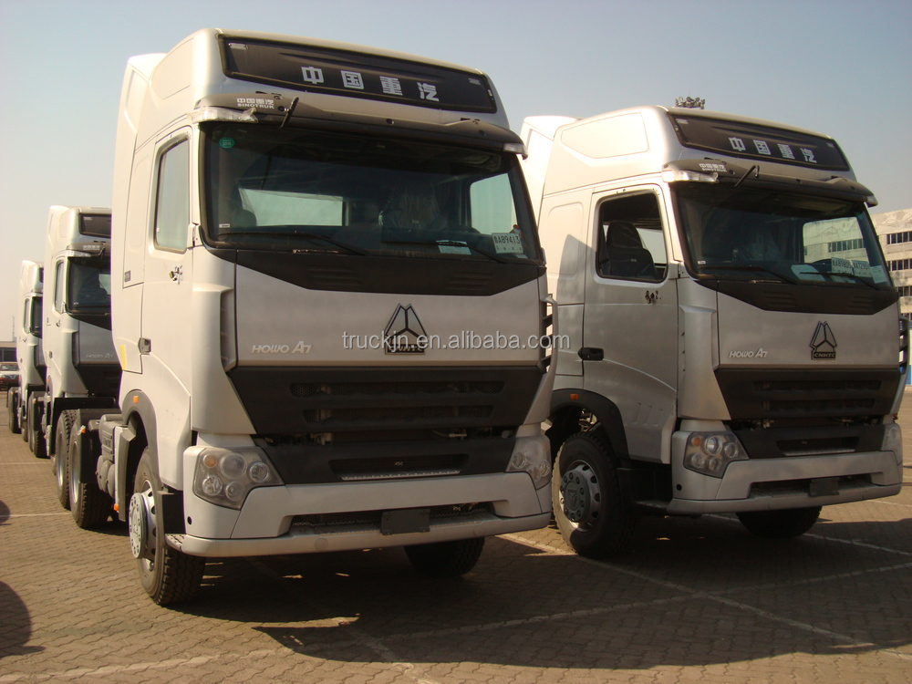 SINOTRUK HOWO A7 tractor truck with good price