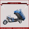 Hot sale new style 3 wheel cargo truck 150cc 250cc engine tricycle fixed carriage