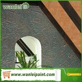 Wanlei karaoke special paint/sound absorption/decoration/non-toxic/strong texture effect