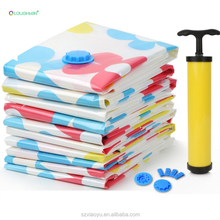 DNC008 Reusable Moisture proof Mould Proof Vacuum Storage Bag For Quilt Clothing