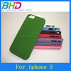 Factory quicksand pc hard case for iphone 5 real pictures