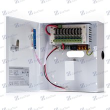 security power supply 9CH Port CCTV Camera adapter Box Cameras