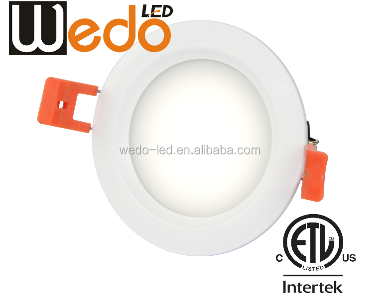 Dimmable Led Downlight ETL 7W led downlight SMD Waterproofing Bathroom