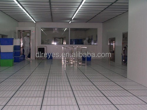 Factory direct supply dust free Clean room for phone lcd screen refurbishment
