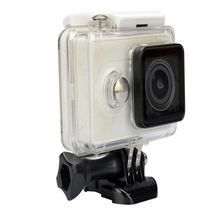 Outdoor Underwater Camera Housing Professional Waterproof Camera Case Diving Back Up Cover for Xiaomi Yi Sports Camera