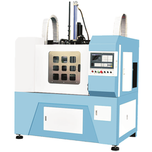 Automatic CNC Stainless Steel Bottle Pipe Threading Machine