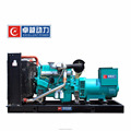 China Yuchai YC6MK420L-D20 Diesel Powerful Genset