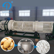 Factory price good quality potato starch plant in india