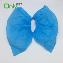 OEM available Non-skid disposable nonwoven shoe cover for work place