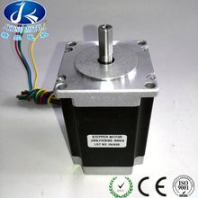nema 23 step motor, double shaft step motor, engraving machine high torque small electric motors