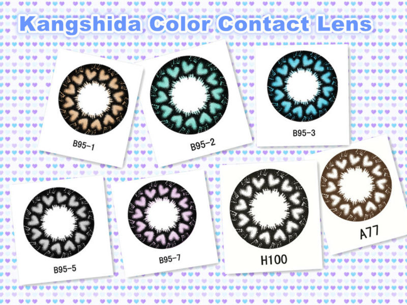 geo medical 14.2 color contact lens