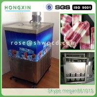 2017 Hot sale popsicle making machine/hard ice cream popsicle machine/commercial ice-cream lolly stick maker machine