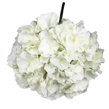 Artificial Giant Silk Flower Hydrangea for Indoor Decoration