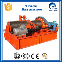 Fixed Electric Winch Hoist for lifting hydro power station gate