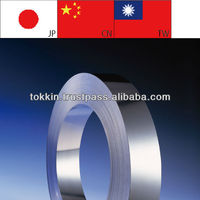 Metal Foil ( Coils / Strips ) , 0.01 - 0.10Mm Thick For Small Size Mobile Phones Parts