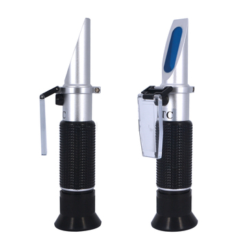 Best china supplier high precision oechsle & brix refractometer