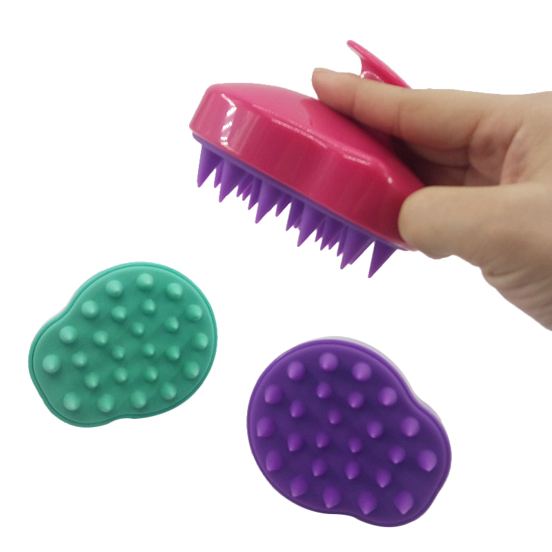 New Arrival Soft Silicone Massage Dog Brush for Short Hair