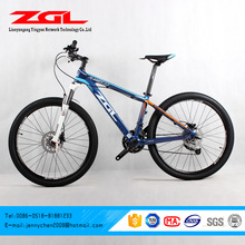 "27.5"" Inch 27 Speed Carbon Fiber Mountain Bike Bicycle super light FLAMES 3.0"