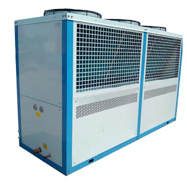 Freezer Condensing Unit Bitzer Cold Storage Refrigeration